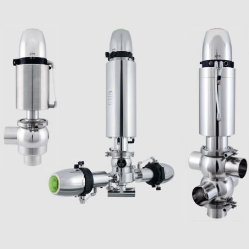 Single and Double Seat Valves