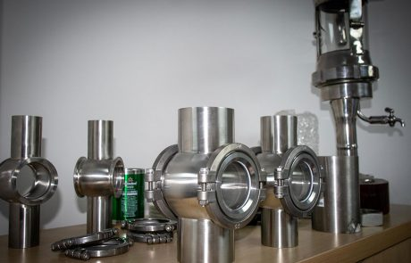 BCG Stainless Steel Gallery